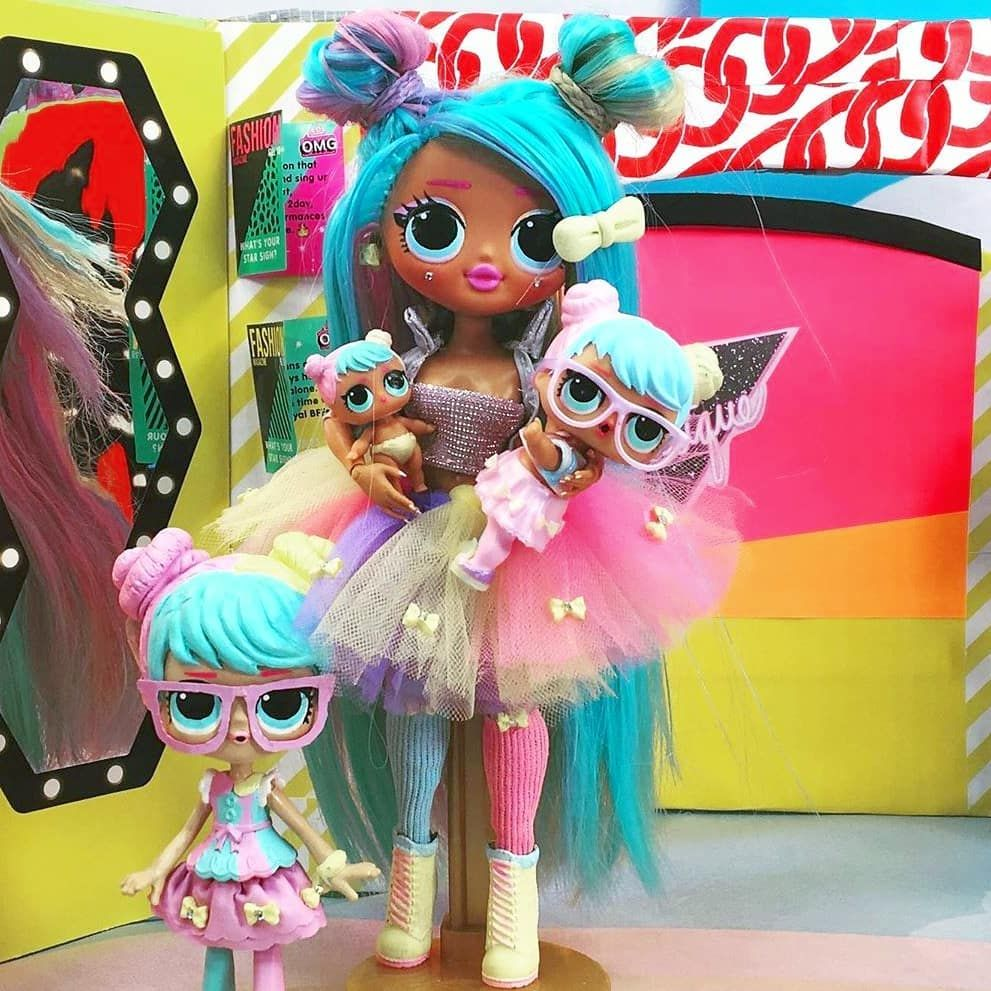 Check Out This Custom Omg Bon Bon Made By Cupcakekidsclub This Is The Most Beautiful Doll In All The Lan Lol Dolls Animal Coloring Pages Monster High Dolls