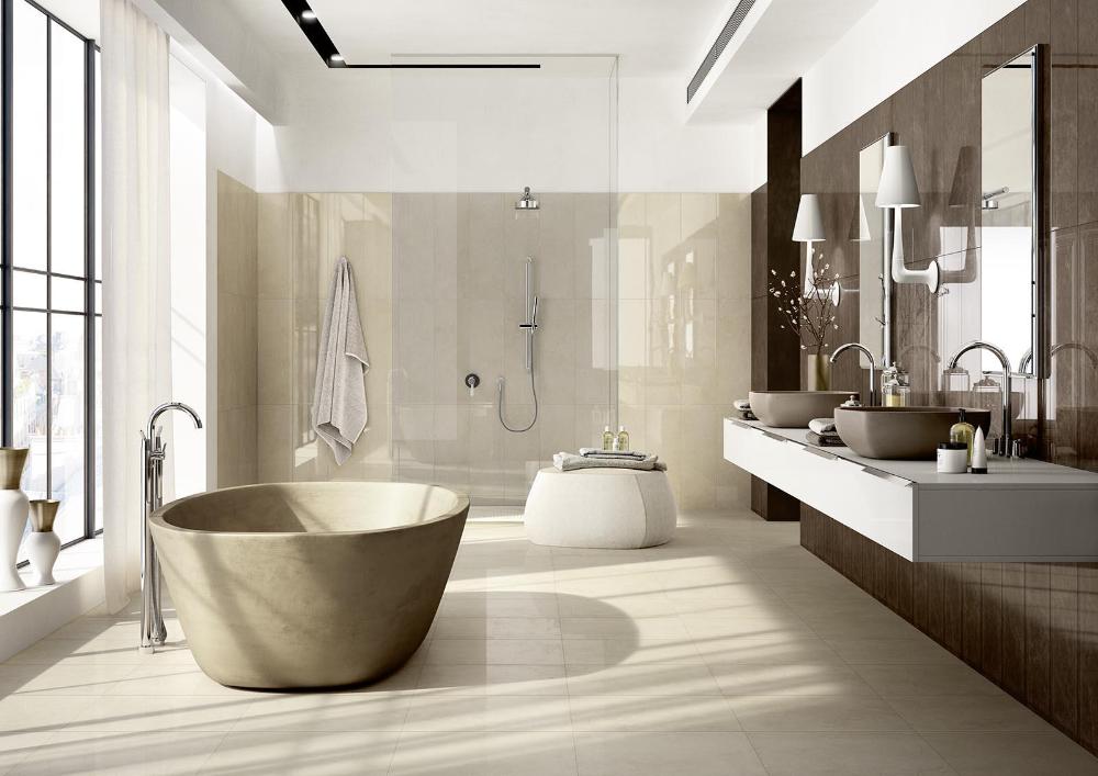 Photo of Marbleline – Marble Effect – Bad #marazziceramiche #badbaddesign #bathroo …