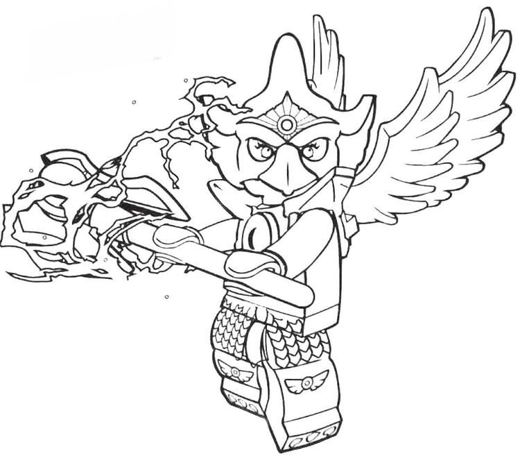 42++ Lego chima coloring pages information