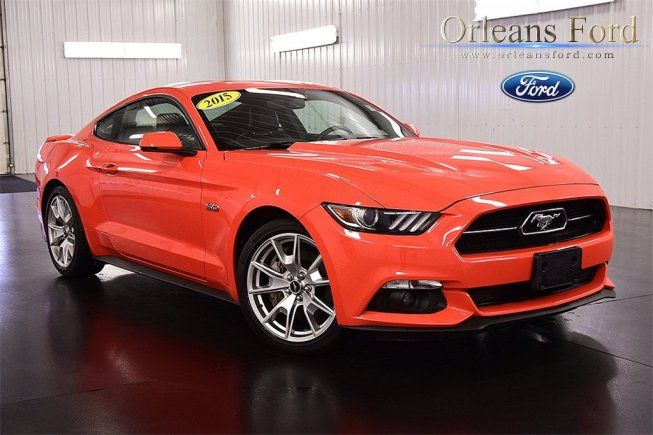 Used 2015 Ford Mustang Gt Premium For Sale In Medina Ny