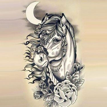 99 best tattoo designs in the world horse head head tattoos and rh pinterest com horse head tattoos for women horse head tattoo meaning