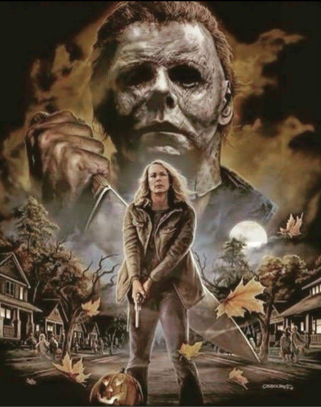Pin by Bowens1010 on horror movies Horror movie art