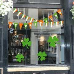 St Patrick S Day Irish Great Store Window Shop Window