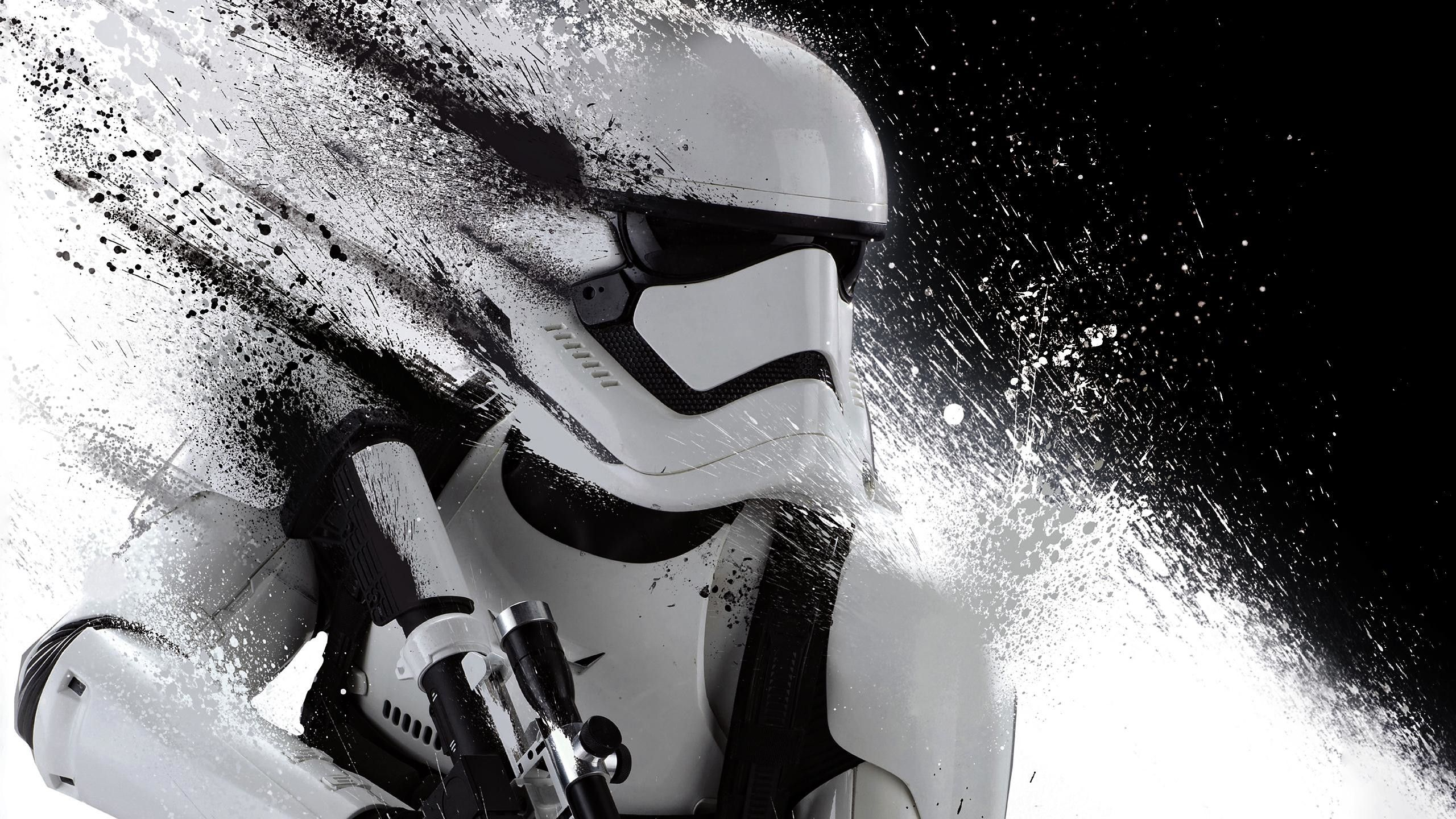Wallpaper Abstract Clone Trooper From Play Hd In 2020 Star Wars Background Star Wars Wallpaper Star Wars Awesome