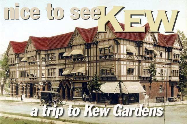 Title Kew2 Kew Gardens Kew Forest Hills Gardens