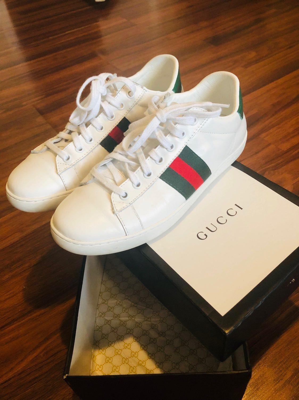 Gucci Sneakers Women on Mercari