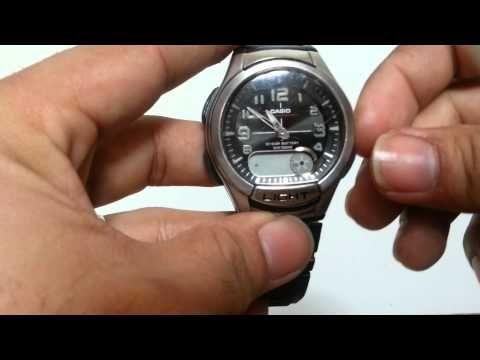 casio f105w 1a casio illuminator watch watch reviews at amazon rh pinterest com Casio Illuminator Tough Solar Manual Set Time Casio Illuminator Watch