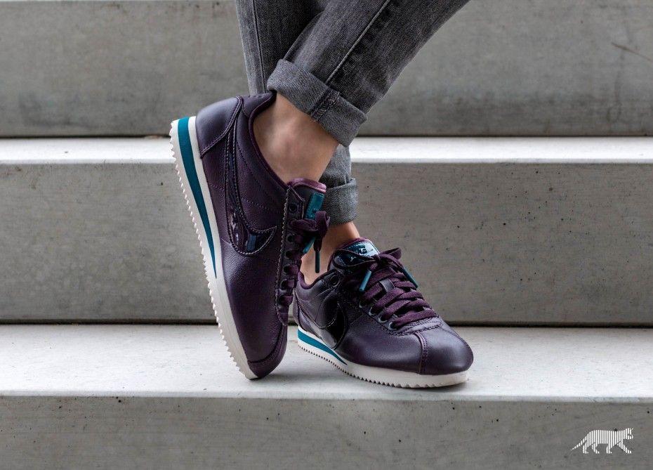 Nike Beautiful X Powerful - Cortez - Baskets - Violet 2nyKlil58Q