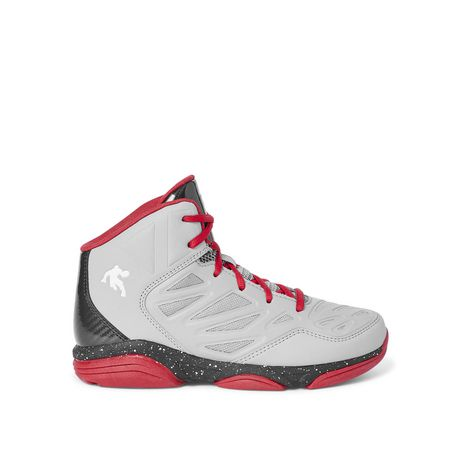 And1 Boys' Knight Basketball Shoes Grey