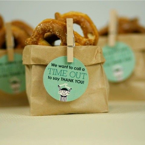 5 Football Party Themes For Kids Favor Tags Favours Wedding