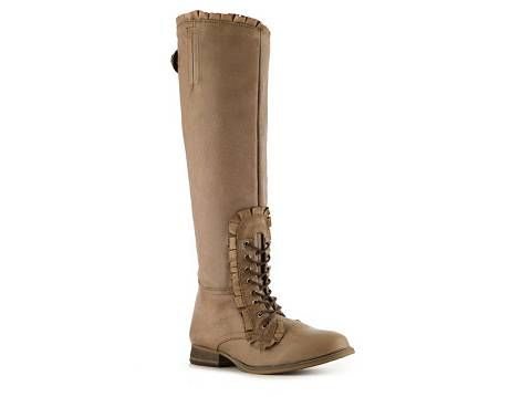 Betsey Johnson Rallly Riding Boot Women's Casual Boots Boots Women's Shoes - DSW