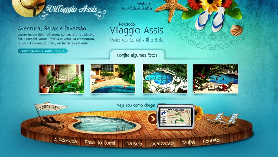 Villaggio Assis by ducoradini.deviantart.com on @DeviantArt
