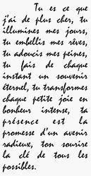 Declaration Damour Citation Amour Enfant Texte Amour