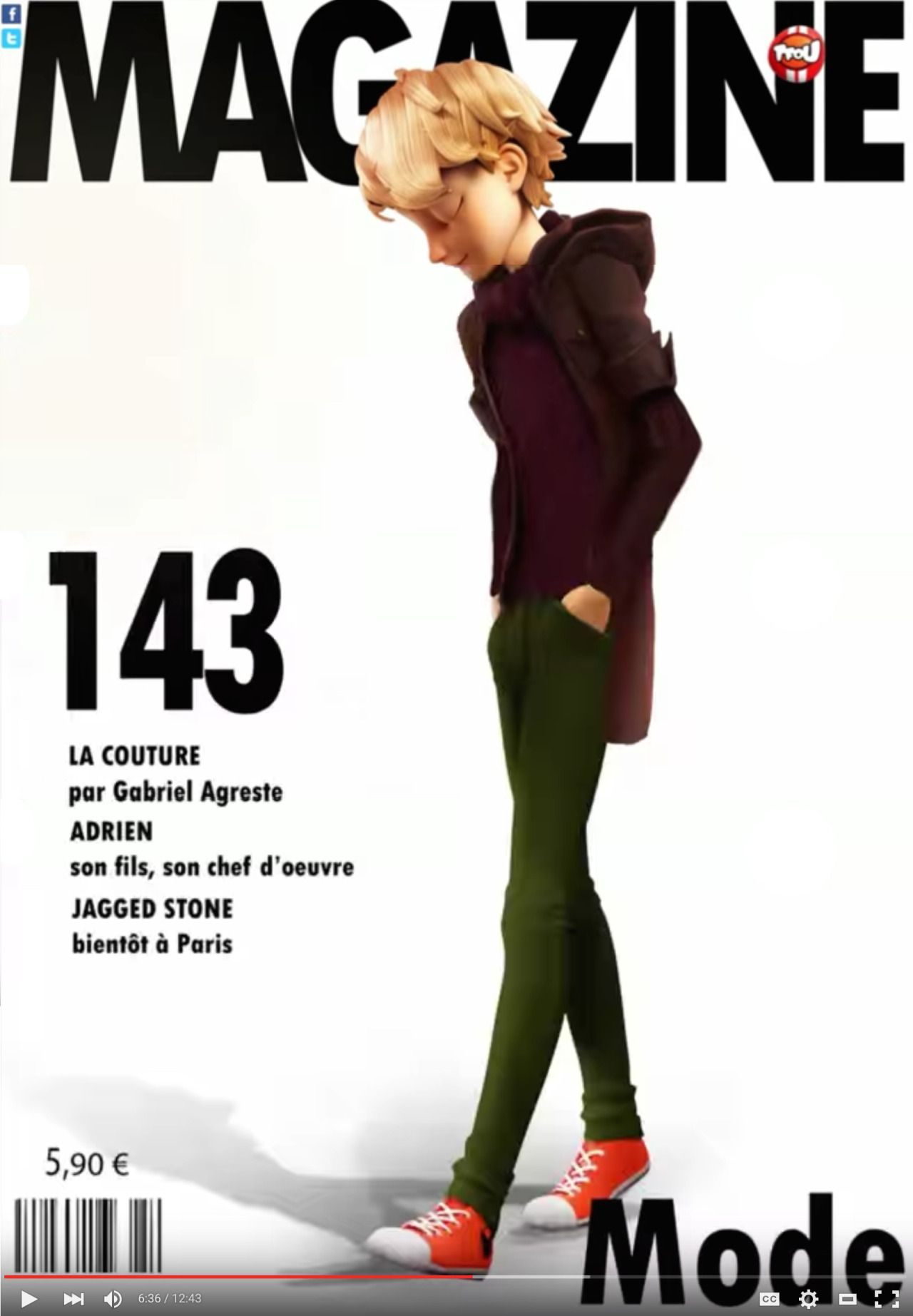 adrien agreste model - Google Search | Miraculous :3 ...
