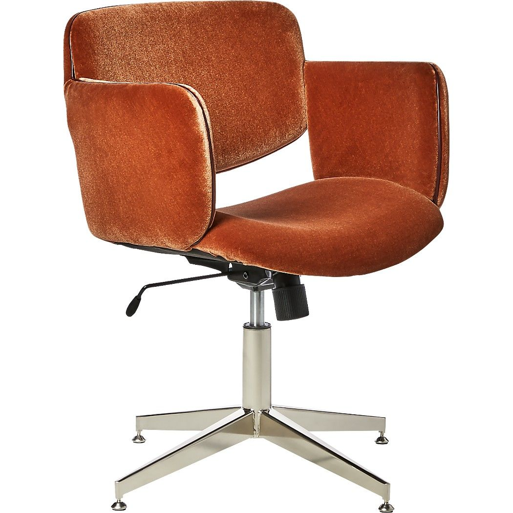 Grant lowback office chair reviews cb2 in 2020