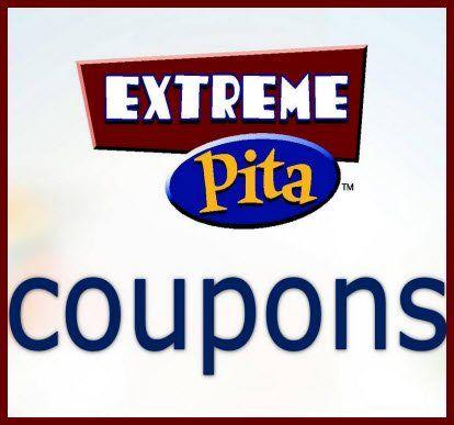Extreme Pita Coupon: BOGO FREE Flatbaked Pita!