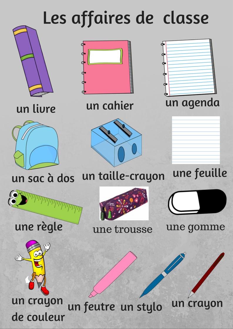 Pin von irmk cyr auf français | Pinterest | Französisch, Schule und ...