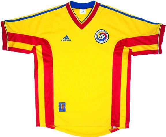 Romania World Cup 98 Memories Beating England With A L Football Shirt Designs Classic Football Shirts Vintage Football Shirts