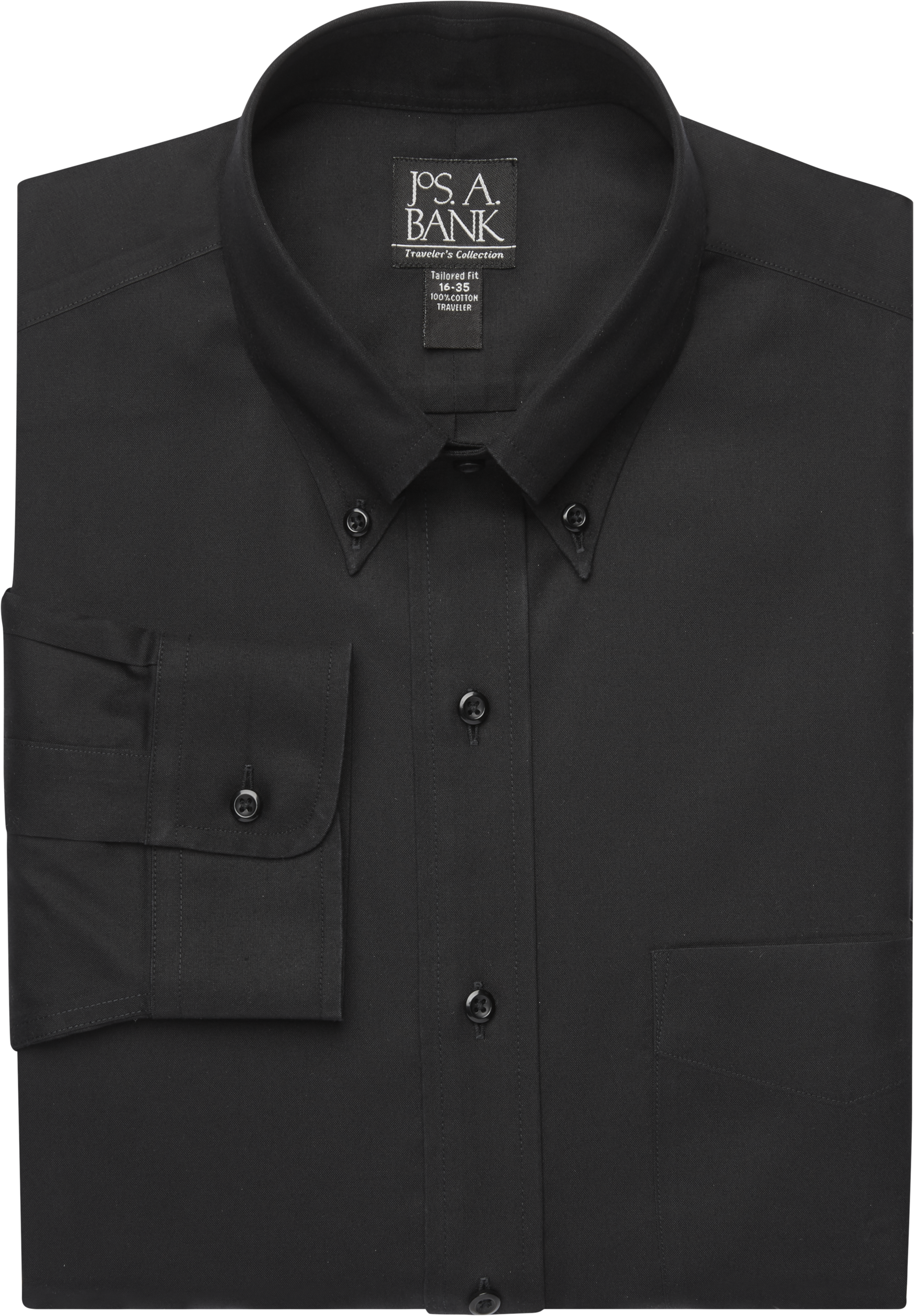 Traveler Collection Tailored Fit Button Down Collar Dress Shirt Big Tall Traveler Dress Shirts Jos A Bank In 2021 Shirt Dress Collar Dress Shirts [ 2950 x 2048 Pixel ]