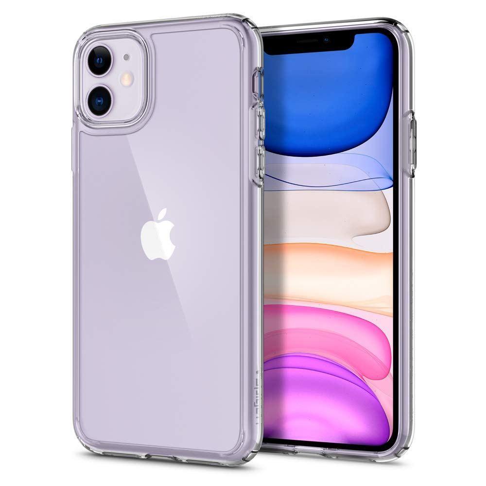 Spigen ultra hybrid designed for apple iphone 11 case