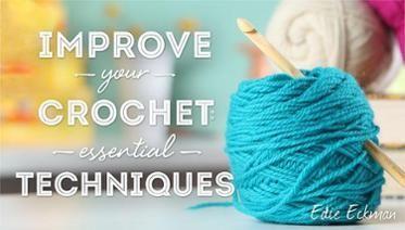 Beginner Crochet Online Class: Basics & Beyond #crochetformoney