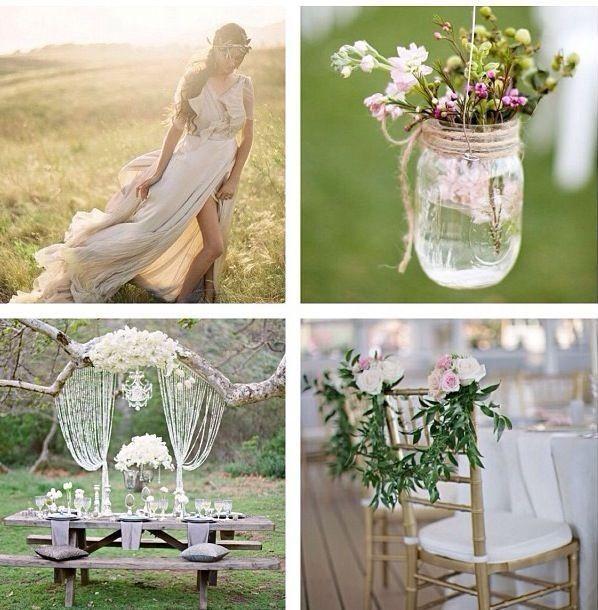 Boda Boho Chic | blogs de moda novias regalos de boda, detalles boda vestidos novia, banquetes boda, músicos boda, belleza novias,