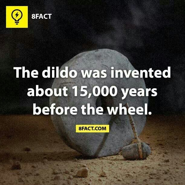 When Was The Dildo Invented