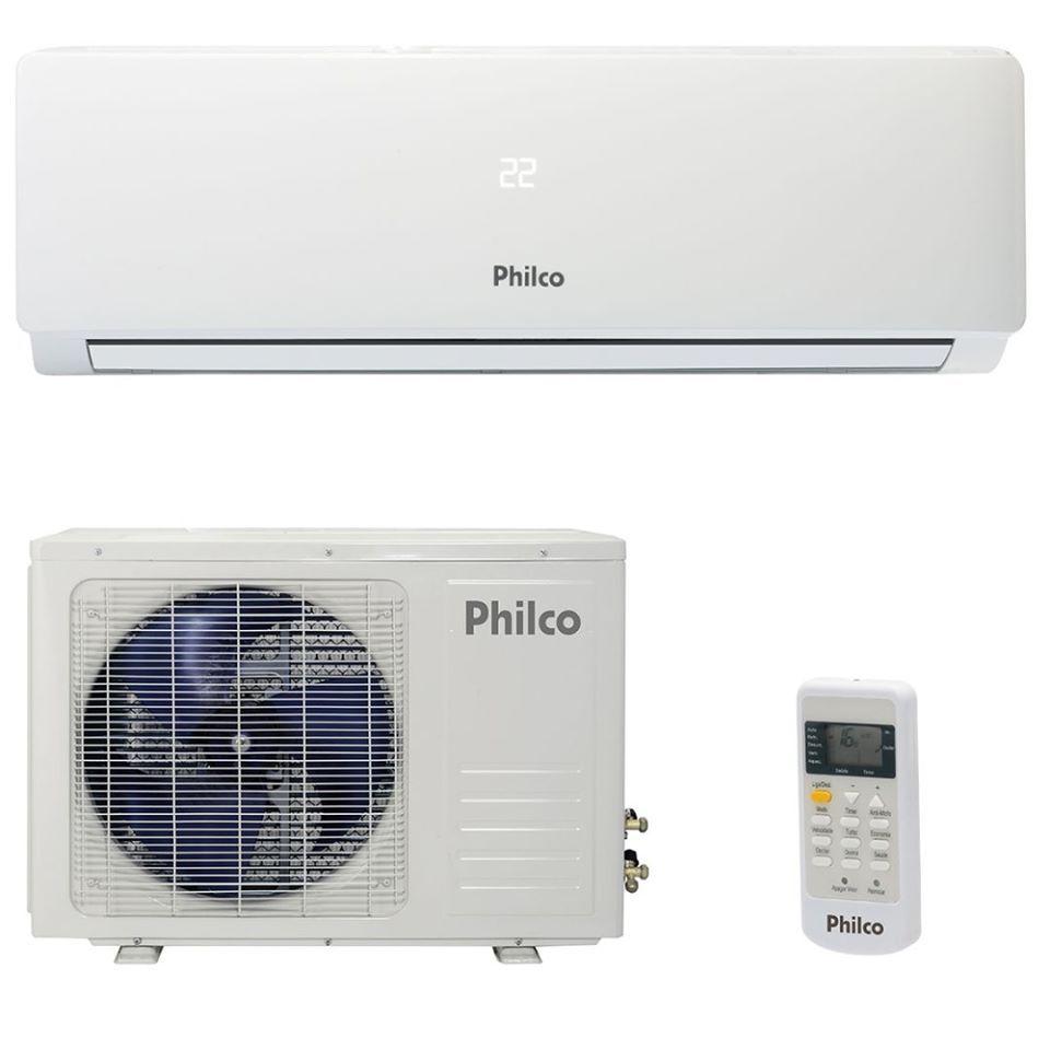 Ar Condicionado Philco 24000btus Pac24000iqfm8 Inverter Quente