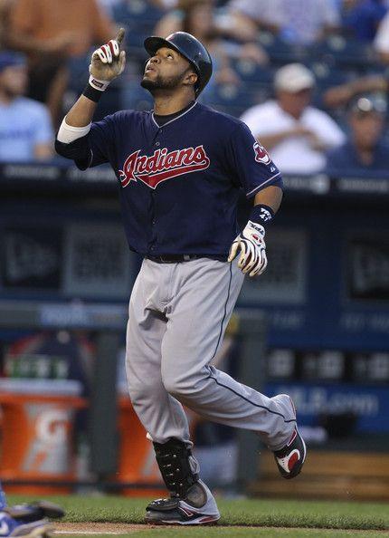 Carlos Santana Cleveland Indians Catcher Current Cleveland Indians