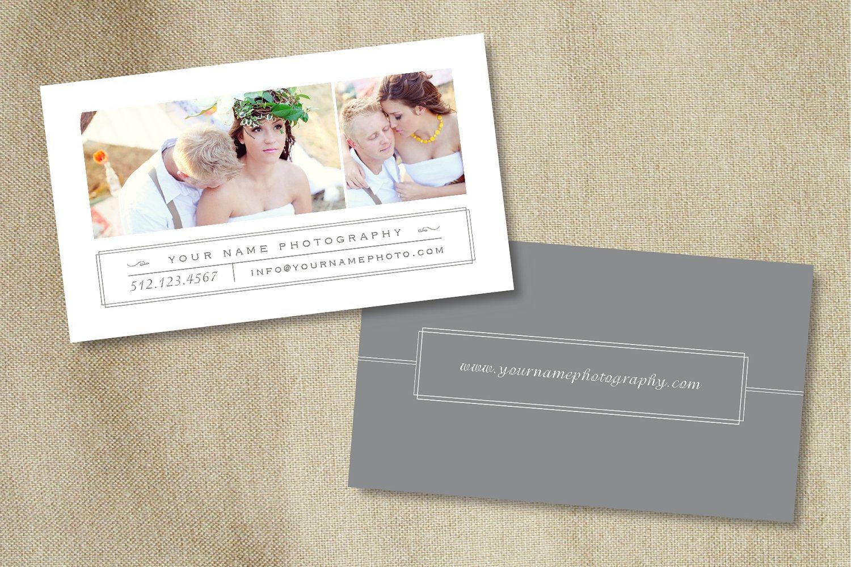 Businesscard Photographer Google Suche Visitenkarte
