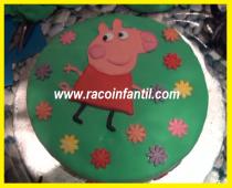 Os enseñamos decoraciones infantiles sencillas y originales para vuestros eventos especiales. Hoy Peppa Pig