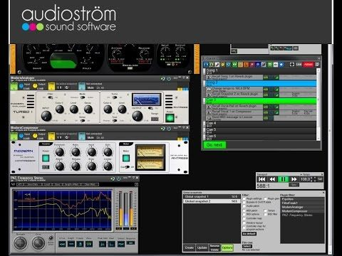nice Audioström LiveProfessor [Free VST-Plugin Host] Free Download