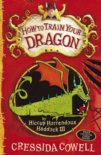 How to Train Your Dragon by Cressida Cowell. More like this at www.thebookseekers.com/collections.html