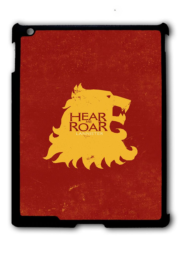 Game of Thrones Hear Me Roar 2 iphone case