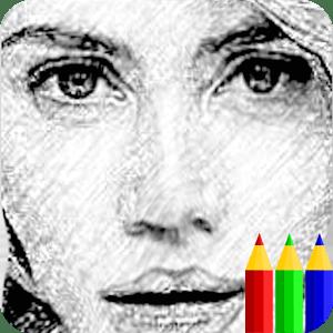 Sketch Master AdFree v2.2 [Paid] [Latest] Photo sketch