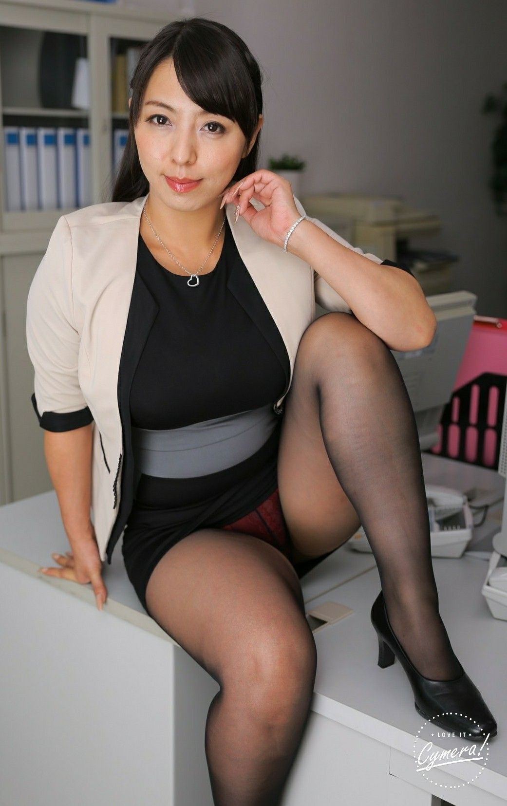 Mature office porn-4760