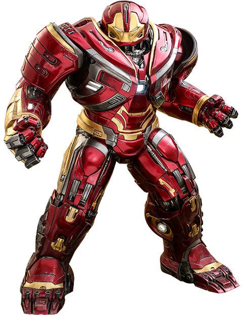 Marvel Hulkbuster Sixth Scale Figure By Hot Toys Sideshow Collectibles Pahlawan Marvel Animasi