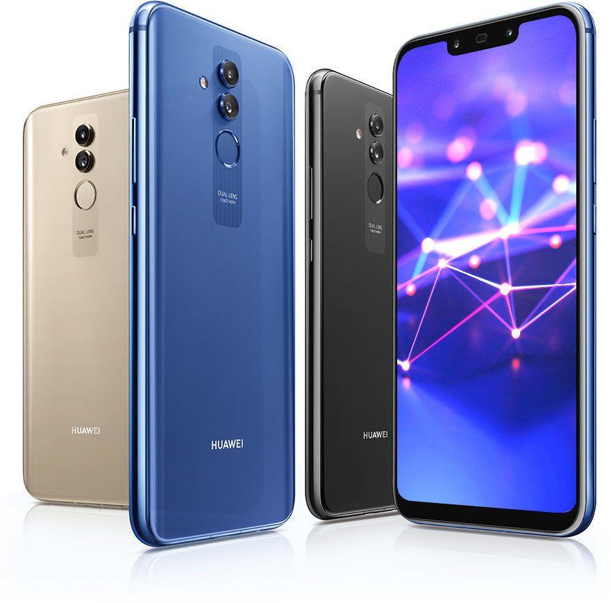 New Huawei Mate 20 Lite 64gb Factory Unlocked Gsm 6 3 Smartphone Ebay Link Huawei Smartphone Phone