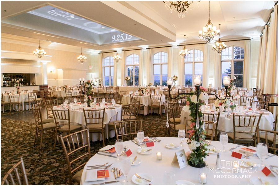 Cranwell Resort Spa And Golf Club Ballroom Cranwellresort Berkshirewed Berkshireweddingcollective
