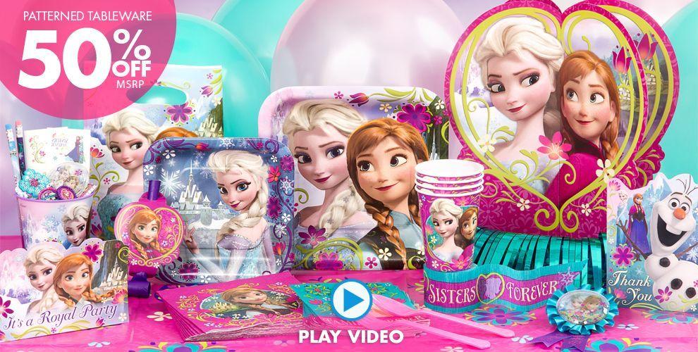 Click Here To Play Video Emmas Birthday Pinterest Frozen