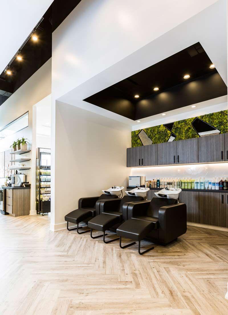 Lavish contour interior design spa salon in 2019 for Julia arredamenti spa