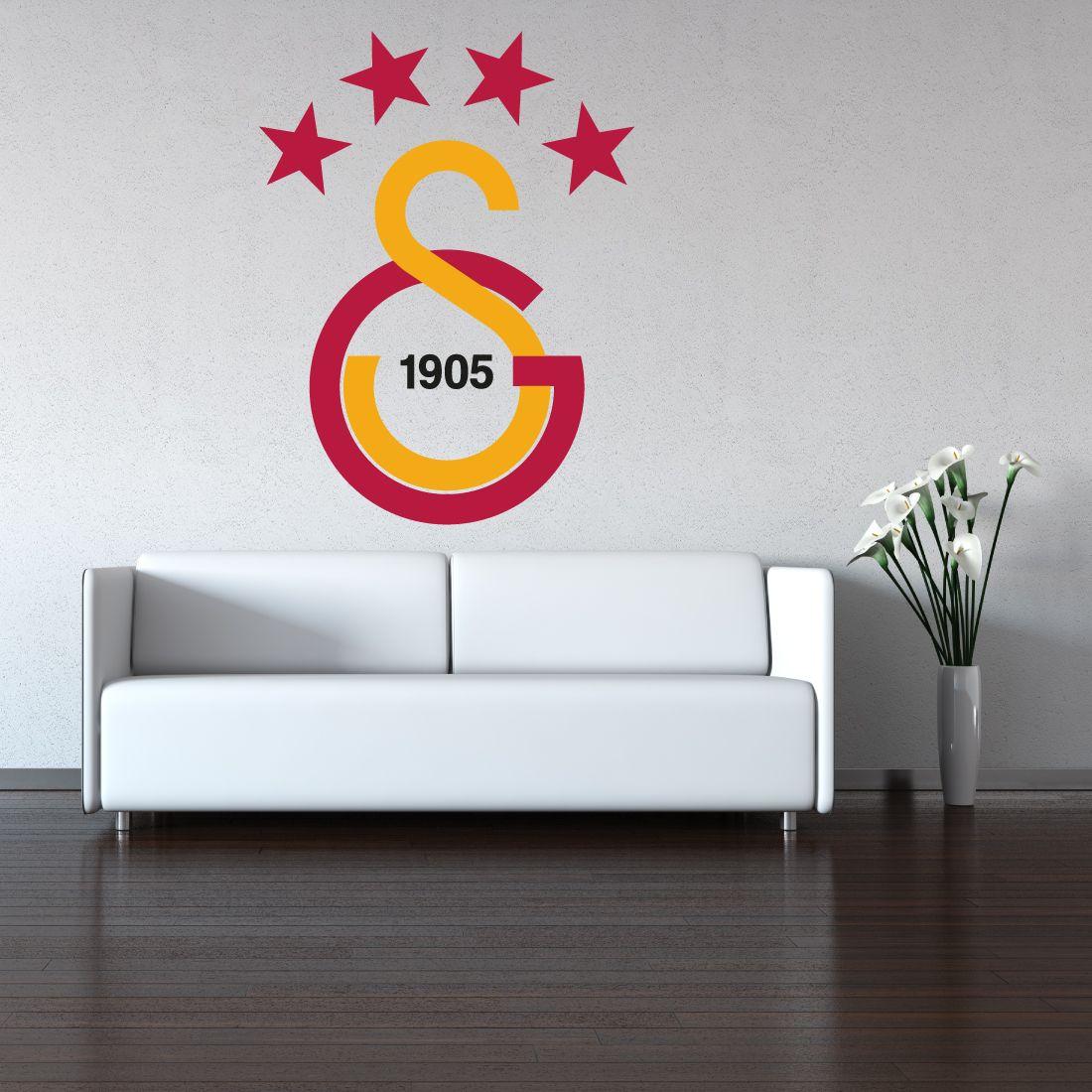 GSLogo Galatasaray CimBom Aslan 4 yildizli Logo