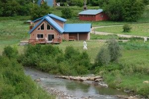 Riverfront Home only $312,000 - Pagosa Springs Colorado