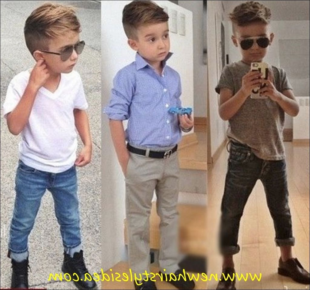 Image Result For Long Boys Haircuts Short On Sides Hair