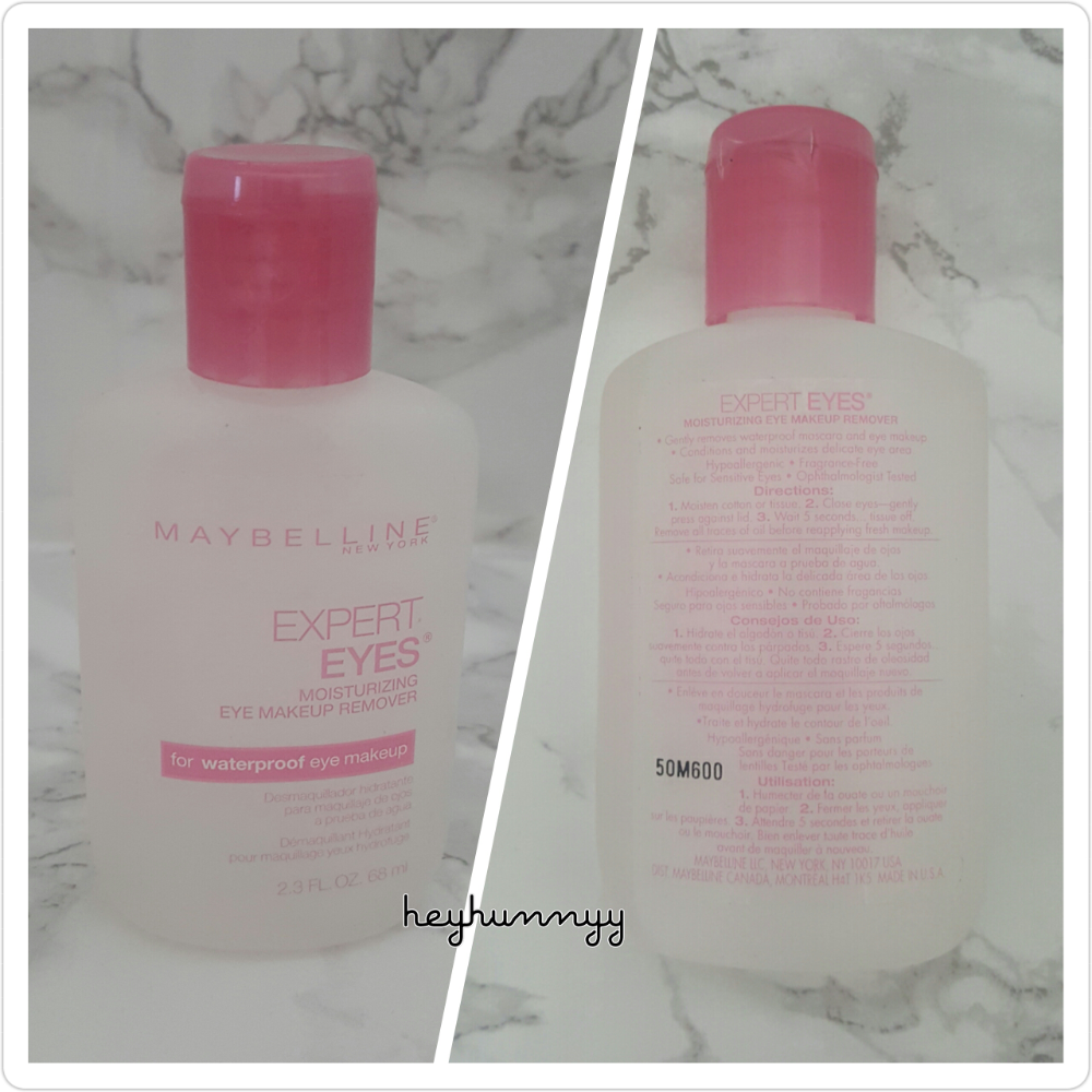 REVIEW Maybelline Expert Eyes Moisturizing Eye Makeup