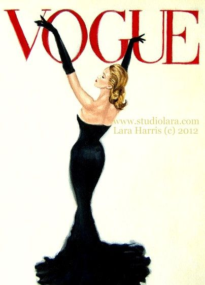Couture Magazine Cover Posters Strike A Pose Vintage Vogue Cover Grace Kelly Vintage Vogue Covers Vogue Magazine Covers Vogue Covers