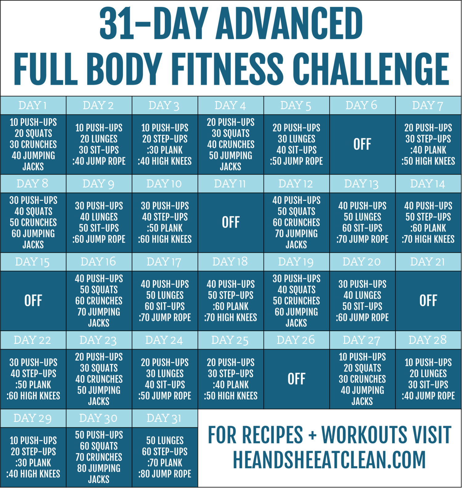 Watch Join Greatists 31-Day Burpee Challenge video