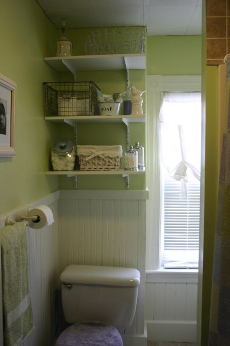 Americas Smallest Bathroom, The bathroom measures 5x75 and its
