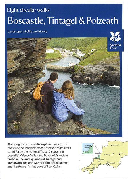 National Trust Coast of Cornwall Leaflets - Boscastle