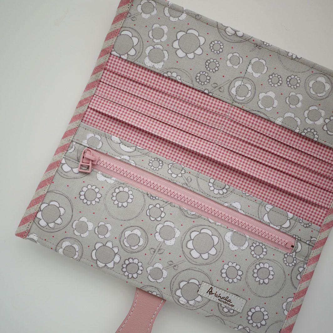 artchala handmade: Wallets | Bags | Pinterest | Nähen, Nähe und ...